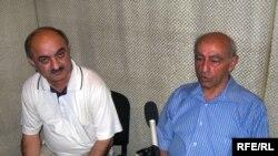 Sədrəddin Soltan və Əliyar Səfərli