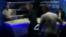 The fistfight between parliamentary candidates Polad Khalikov and Vepkhia Gurgenishvili erupted live on Qvemo Kartli TV on September 21.