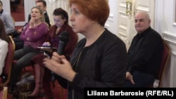 Lilia Carasciuc la dezbateri