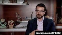 Заместитель министра образования, науки, культуры и спорта Геворк Лорецян (архив)