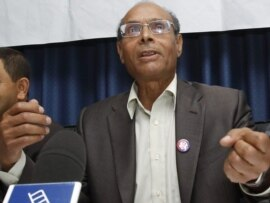 Congress for the Republic leader Moncef Marzouki