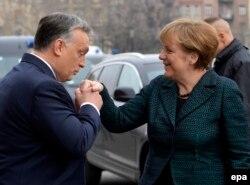 Виктор Орбан умеет быть обходительным