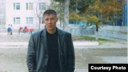Узбекский правозащитник Уктам Пардаев.