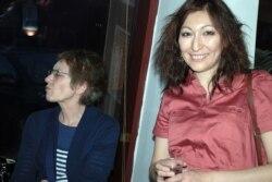 Интервью с художником Сауле Сулейменовой
