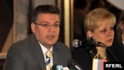 Slobodan Homen, državni sekretar u Ministarstvu pravde