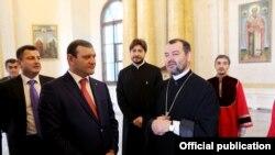 Фотография - пресс-служба мэрии Еревана