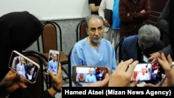 Поранешниот градоначалник на Техеран Мохамед Али Наџафи