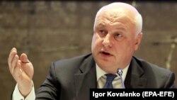 Председатель Парламентской ассамблеи (ПА) ОБСЕ Георгий Церетели (архив)