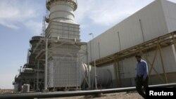 محطة كهرباء مدينة الصدر