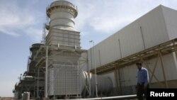 محطة توليد عراقية