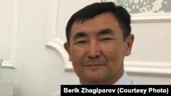 Председатель профсоюза ТОО «Корпорация Казахмыс» Тогузбай Тажбенов.