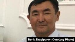Тогузбай Тажбенов, председатель профсоюза работников горно-металлургических предприятий «Кәсіпқорған».
