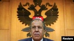 La conferința de presă de la Moscova