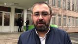 Первый номер списка социал-демократической партии «Решение гражданина» Сурен Саакян (архив)