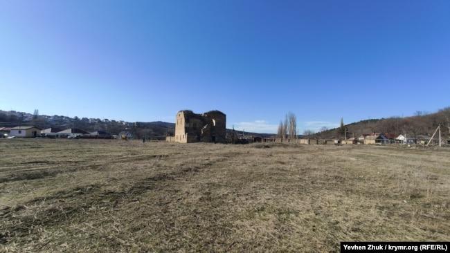 Когда-то на месте этого поля был древний город