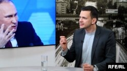 """Организатор """"Дня свободных выборов"""" Илья Яшин"""