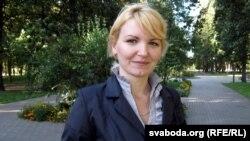 Галіна Краўчанка