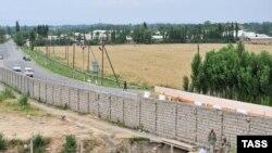 Оштогу кыргыз-өзбек чек арасы