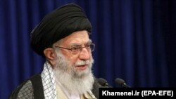 Iranian Supreme Leader Ayatollah Ali Khamenei (file photo)