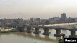 مشهد لمدينة بغداد