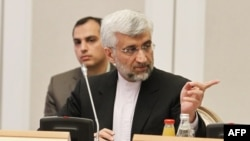 Iran's top nuclear negotiator Said Jalili
