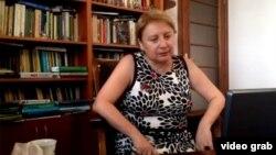 Ադրբեջանցի իրավապաշտպան Լեյլա Յունուս, արխիվ