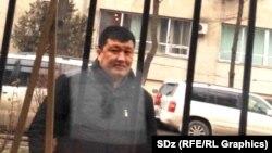 Канжар Кадыралиев