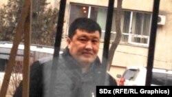 Канжар Кадыралиев.