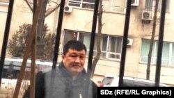 Канжар Кадыралиев. Архивдик сүрөт.