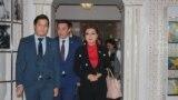Қазақстан экс-президентінің үлкен қызы Дариға Назарбаева. Нұр-Сұлтан, 25 қараша 2019 жыл.