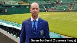 Najomiljenije suđenje je na Završnom mastersu u O2 areni u Londonu: Ozren Đurđević