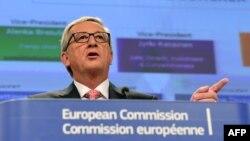 Presidenti i ardhshëm i Komisionit Evropian, Jean-Claude Juncker.