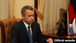 Ректор ЧГУ Андрей Александров