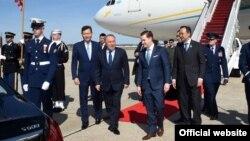 U.S./Kazakhstan - Kazakh President Nursultan Nazarbayev's visit to the United States. Washington, 31Mar2016