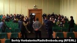 Предприниматели общаются с властями Славянска
