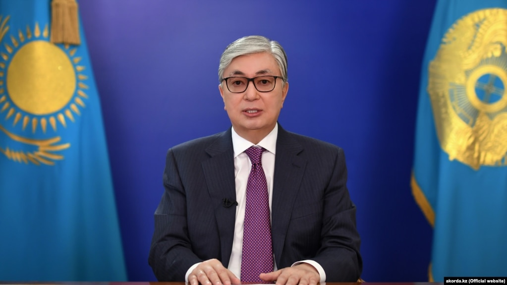 Кассим Жомарт-Токаев