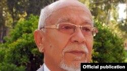 Народный писатель Таджикистана Мухиддин Ходжазод