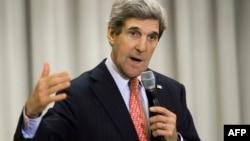 Sekretari amerikan i Shtetitm John Kerry