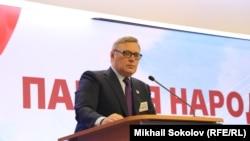 Միխայիլ Կասյանովը ելույթ է ունենեմ ՊԱՌՆԱՍ կուսակցության համագումարում: 17-ը դեկտեմբերի, 2016 թ․