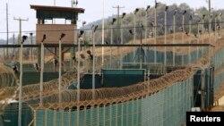 Кубада орналасқан АҚШ әскери базасы - Гуантанамо. 6 наурыз 2013 жыл.