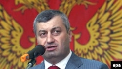South Ossetian President Eduard Kokoity is now practically guaranteed a majority in parliament