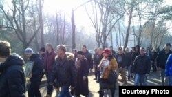 """""""Русский марш"""" в Хабаровске 4 ноября 2013 года"""