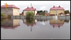 Жителі затоплених територій у Росії вимагають допомоги від влади