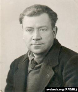 Лявон Рыдлеўскі, 1945 год