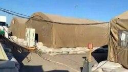 Türkmenistanyň karantin zolagynda COVID-19 ýokaşýar, protest döreýär