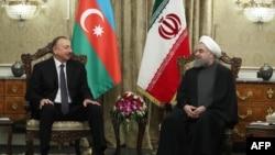 İlham Əliyev və Hassan Rouhani, 5 mart, 2017
