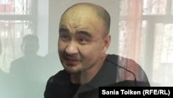 Гражданский активист Макс Бокаев.