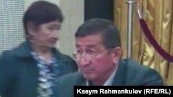 Kyrgyz emigre Kadyrzhan Batyrov