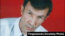 Özbegistanly adam hukuklaryny goraýjy aktiwist we žurnalist Dilmurod Saidow