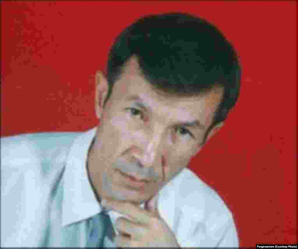 "Dilmurod Saidov is an investigative journalist known for his muckraking reports on corruption. Saidov suffers from tuberculosis and is imprisoned near Karshi. His brother, Obid, told Human Rights Watch that his brother ""is no longer living, but merely existing."""